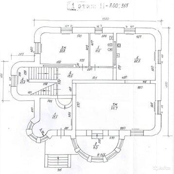 Продам дом с Эксклюзивной планировкой. 3-этажа 640 кв.м. 2006 г.п. - Фото 3