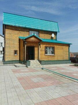 Продам коттедж в поселке Новом, район Кардиоцентра города Кемерово. - Фото 1
