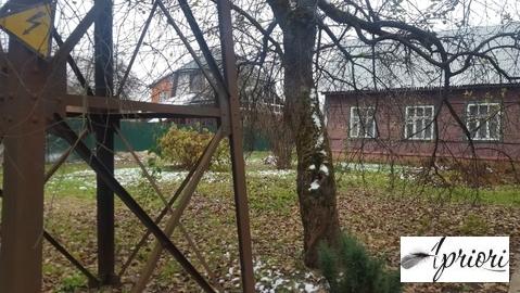 Сдается дом в г. Щелково (Хотово) 1ая линия (у жд станции Щелково) - Фото 1