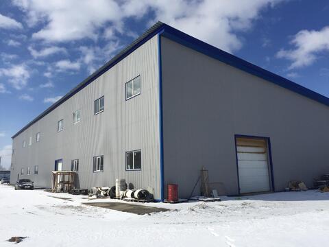Продается Современный Производственно-складской комплекс 2980 кв.м - Фото 2
