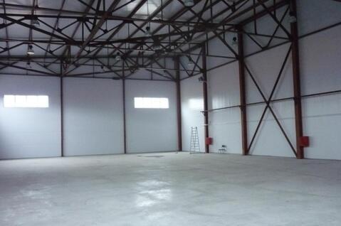 Производственно-складское помещение в Колпино - Фото 2