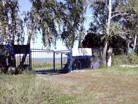Продаётся база отдыха на восточном берегу оз. узункуль - Фото 1