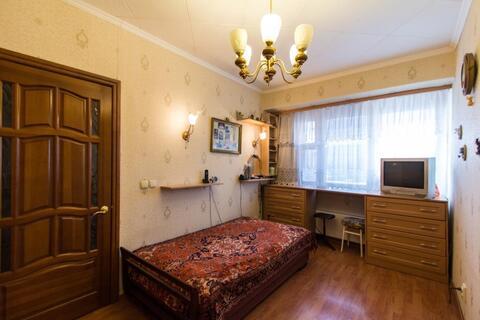 Трехкомнатная квартира около сквера, ул Братская 25 к 2, Новогиреево - Фото 5