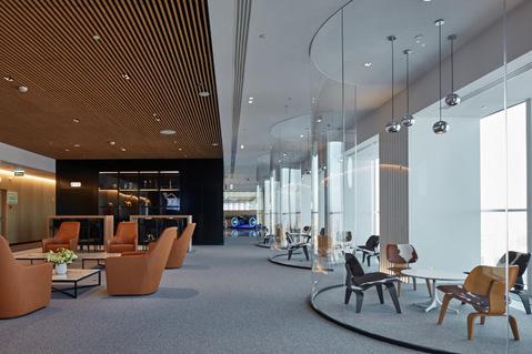 Продажа офиса 1200 кв.м, Москва-Сити, 42 этаж - Фото 2