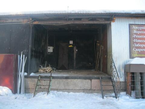 Вольская 1-я 32 склад в аренду с пандусом полы ровные - Фото 1