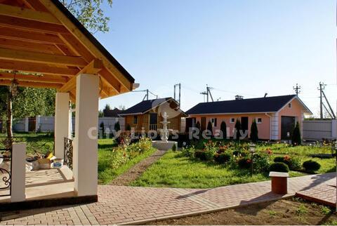 Рогозинино, Киевское ш, 24км. от МКАД. Великолепный новый дом 364кв.м - Фото 4