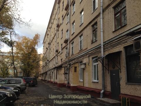Трехкомнатная Квартира Москва, улица Лефортовский Вал, д.24, ВАО - . - Фото 1