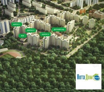 Продаётся 2-комнатная квартира по адресу Плещеевская 42к1 - Фото 1