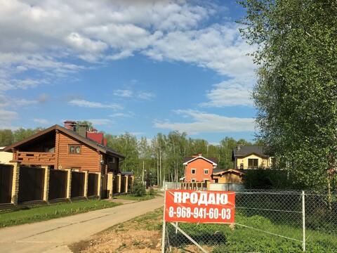 Участок 9.6 соток в кп Витязь,13 км от мкада - Фото 5