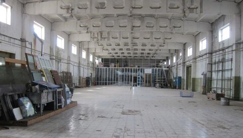 Производственно-складская база 5100 м2, г.Солнечногорск - Фото 2