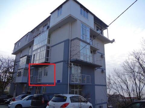 Квартира-студия с частичным ремонтом в Гаспре - Фото 1