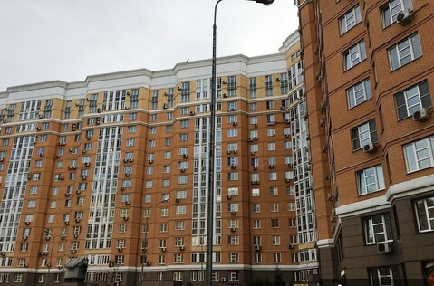 6-я Радиальная 5к2 квартира в новом доме - Фото 1