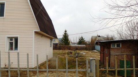 Дом 105м2 на участке 9 соток в д. Полушкино 50 км от МКАД по м4 - Фото 3