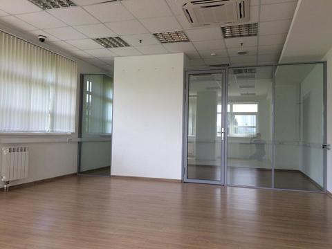 Офисное помещение 270м2 в БЦ кл А - Фото 2