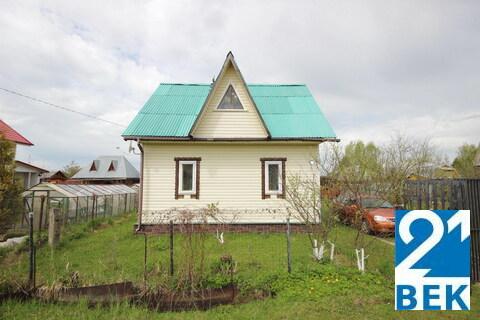 Продается дачный двухэтажный дом из бруса - Фото 1