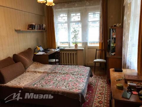 Продажа квартиры, м. Парк культуры, Ул. Бурденко - Фото 3