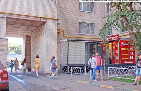Продажа офис г. Москва, м. Кузьминки, пр-кт. Волгоградский, 80, корп. . - Фото 4