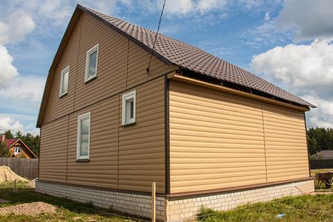 Новый дом в деревне Песьяне - Фото 1