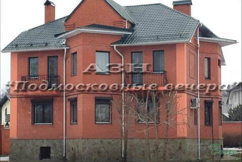Дмитровское ш. 7 км от МКАД, Новогрязново, Коттедж 350 кв. м - Фото 1