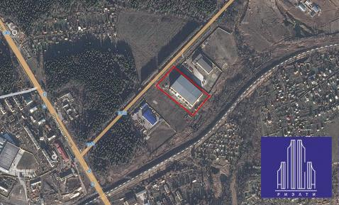 Логистический комплекс 13 200 кв.м. д. Радумля