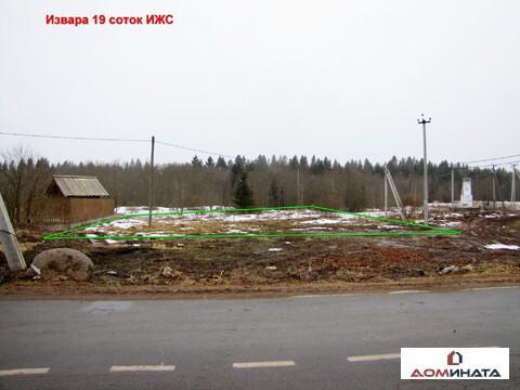 Продам участок 19 соток ИЖС д. Реполка 90 км от спб Гатчинское шоссе - Фото 1