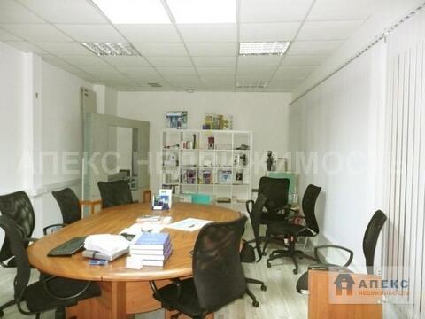 Аренда офиса 177 м2 м. Площадь Ильича в бизнес-центре класса В в . - Фото 5