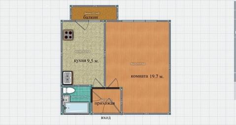 Продажа 1 комнатной квартиры рядом с метро Первомайская - Фото 4