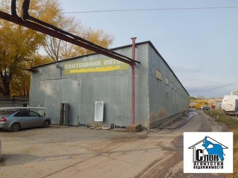 Сдаю тёплый склад 300 метров на пр. Кирова, 3 - Фото 1
