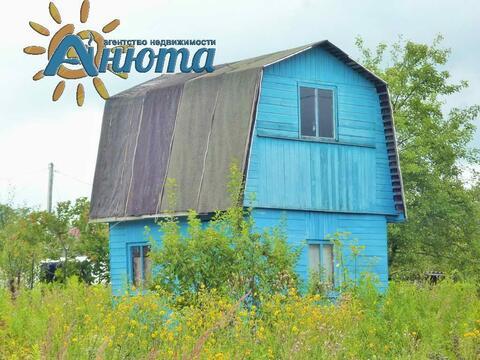 Дача 30 кв. метров в садовом товариществе Кварц в районе Обнинска. - Фото 1