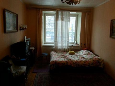 2х комнатная квартира на Ленинском проспекте - Фото 1