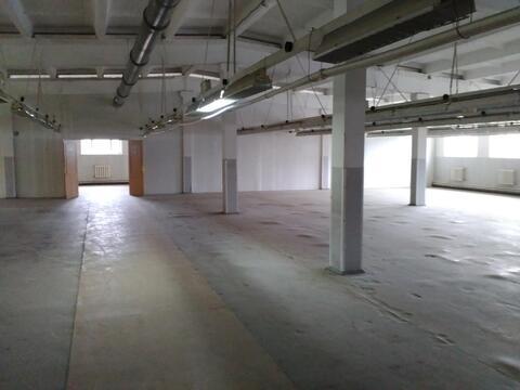 Производственно-складское помещение 750 кв.м. - Фото 1