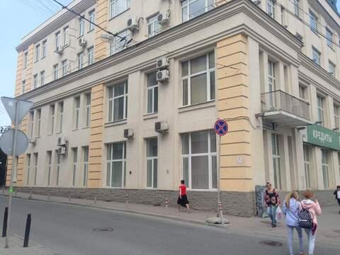 Продажа офиса 1200 м2, м.Площадь 1905 года - Фото 1
