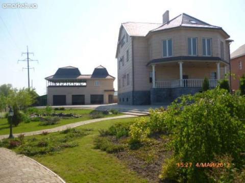Продажа 2-эт. котеджа 850м в Черкассах в Красная слобода возле Днепра. - Фото 1