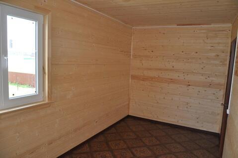Новый теплый дом 85 кв.М. на участке 13 сот, д.финеево, ДНТ. - Фото 5