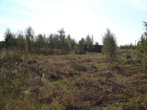 Шикарный участок в деревне Повадино - Фото 4