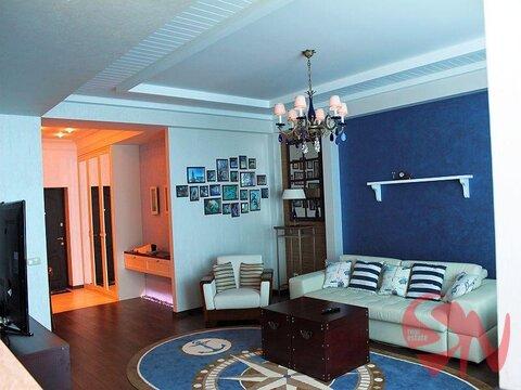 Продажа 2-комнатной квартиры в Гурзуфе. Квартира расположена на 8- - Фото 1