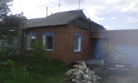 Продажа частного дома, Омская область, Горьковский р-н, п Ударный - Фото 1