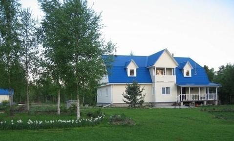 Сдается двух этажный дом на берегу собственного пруда - Фото 2