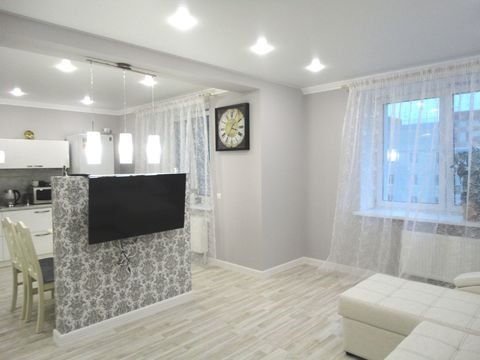 Продается 1 комнатная в ЖК Сокольники, ул. Спартаковская, 88б - Фото 2