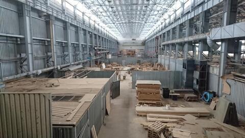 Производственно-складской комплекс, площадью 12 500 м2, г. Протвино - Фото 3