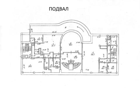 Осз в историческом центре Москвы