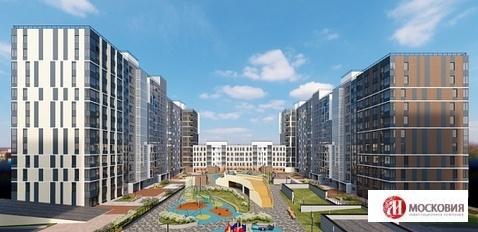 1-к квартира, 39кв.м,14км от МКАД Калужское шоссе - Фото 1
