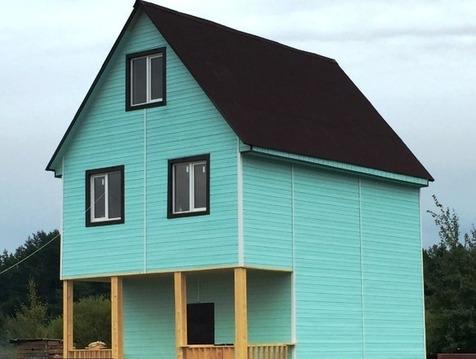 Купить дом из бруса в Одинцовском районе с. Жаворонки - Фото 1