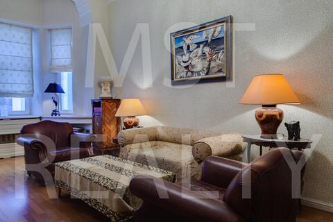 Квартира с особой атмосферой и духом Старой Москвы - Фото 3