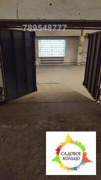 Кирпичный отапливаемый склад на охраняемой огороженной территории пром - Фото 1
