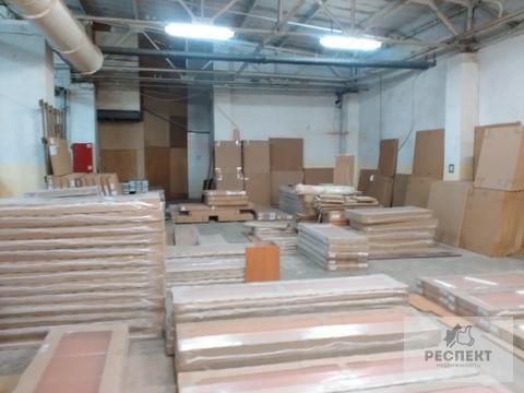 Производственно-складское помещение 591 кв.м - Фото 4