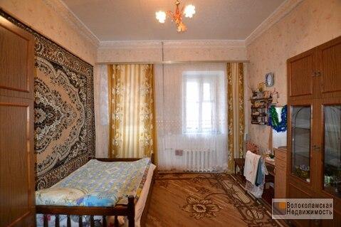 Трехкомнатная квартира, в городе Волоколамск, по адресу: ул.Фабричная - Фото 3