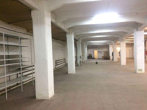 Отличный тёплый склад на 1 этаже на Красном Треугольнике. - Фото 3