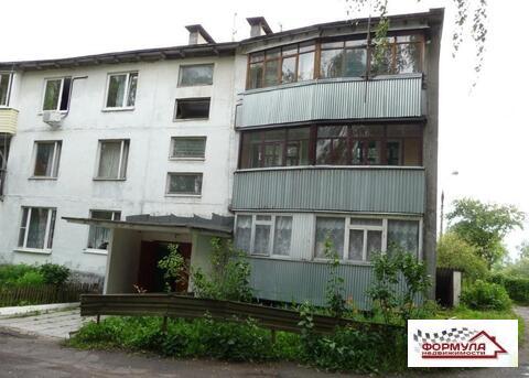 1-я квартира п. Михнево, ул. Больничная - Фото 1