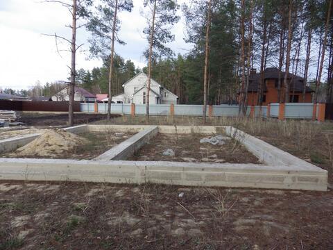 Продам земельный участок с фундаментом - Фото 2
